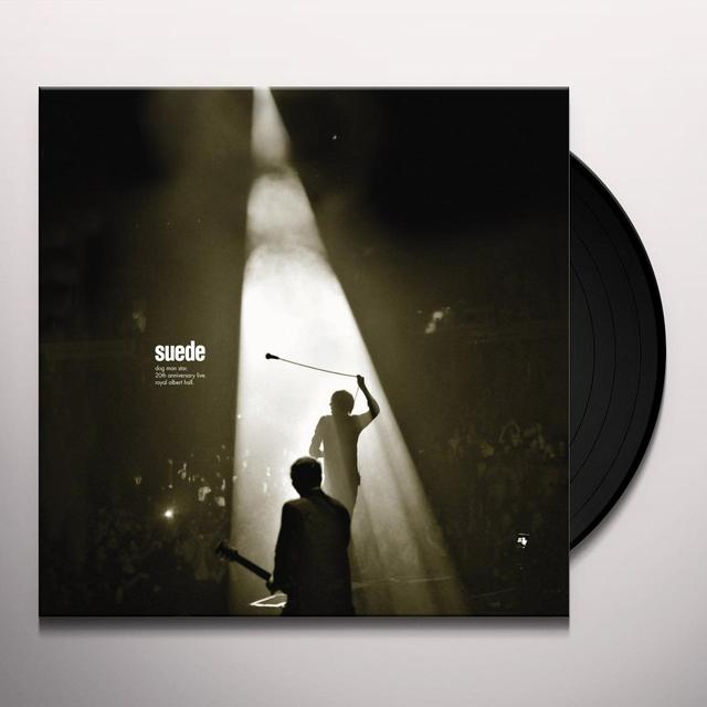 Suede DOG MAN STAR-20TH ANNIVERSARY LIVE 4LP+2CD+BOOK Vinyl Record
