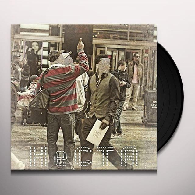 HECTA DIET Vinyl Record - UK Import