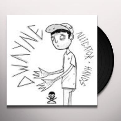 Dwayne ALIGATOR HANDS Vinyl Record