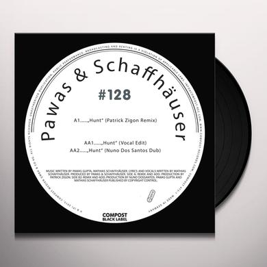 PAWAS & SCHAFFHAUSER COMPOST BLACK LABEL 128 Vinyl Record