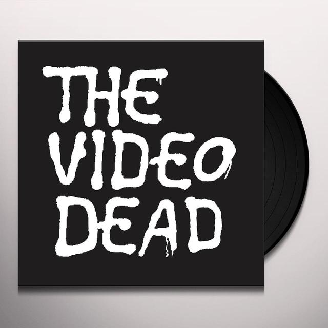 CHINASKI VIDEO DEAD Vinyl Record