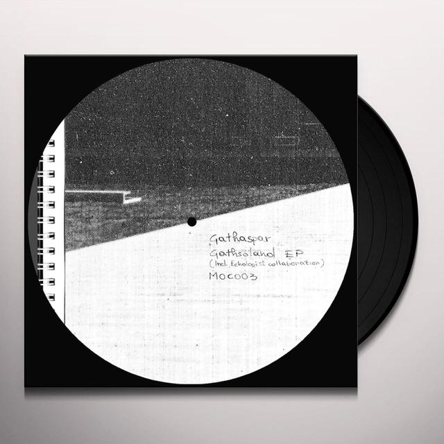 Gathaspar GATHSOLAND (INCL. ECHOLOGIST COLLABORATION) (EP) Vinyl Record