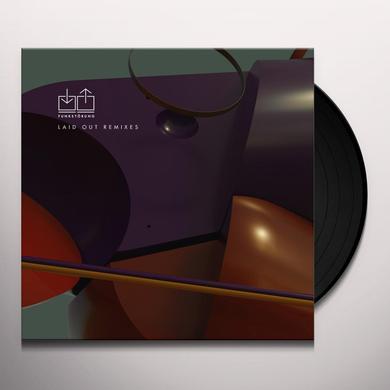 Funkstorung LAID OUT REMIXES Vinyl Record - Remixes