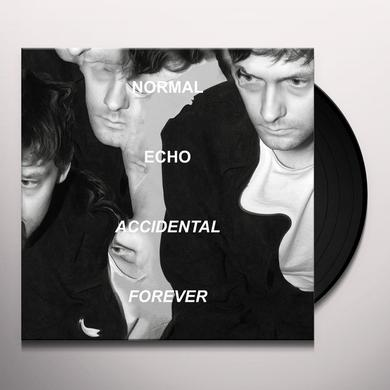 NORMAL ECHO ACCIDENTAL FOREVER Vinyl Record