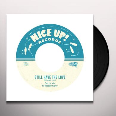 Cut La Vis STILL HAVE THE LOVE Vinyl Record