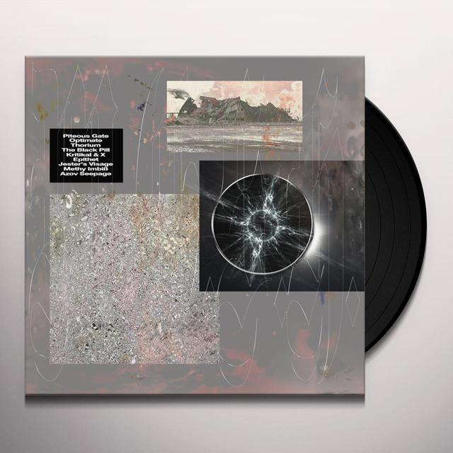 M.E.S.H. PITEOUS GATE Vinyl Record
