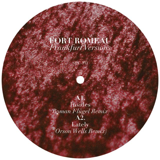 Fort Romeau FRANKFURT VERSIONS Vinyl Record
