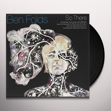 Ben Folds SO THERE (BN) Vinyl Record