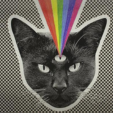 Never Shout Never BLACK CAT Vinyl Record