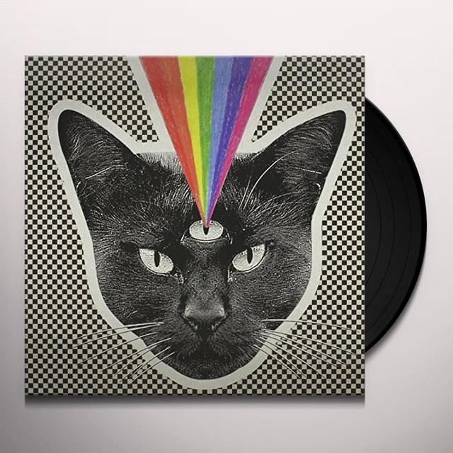 Never Shout Never BLACK CAT Vinyl Record - Digital Download Included
