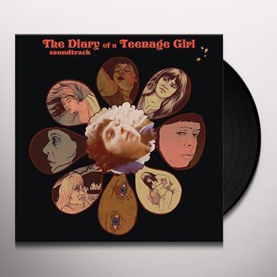 DIARY OF A TEENAGE GIRL / O.S.T. Vinyl Record