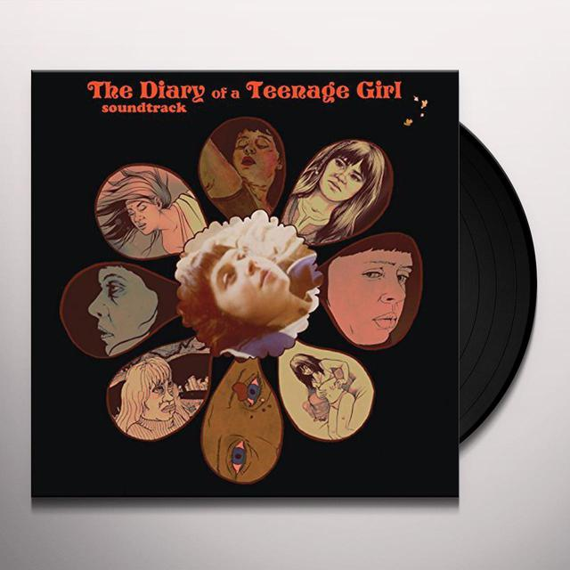 DIARY OF A TEENAGE GIRL / O.S.T. Vinyl Record