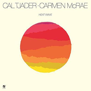 Cal Tjader / Carmen Mcrae HEATWAVE-FEATURING PONCHO SANCHEZ Vinyl Record