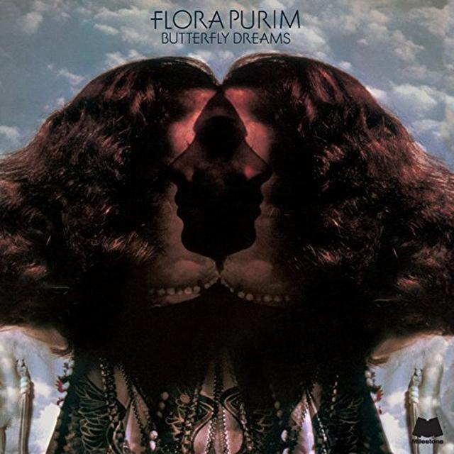 Flora Purim BUTTERFLY DREAMS - FEAT JOE HENDERSON & GEORGE Vinyl Record