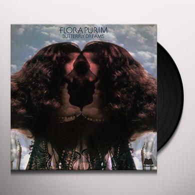 Flora Purim BUTTERFLY DREAMS - FEAT JOE HENDERSON & GEORGE Vinyl Record