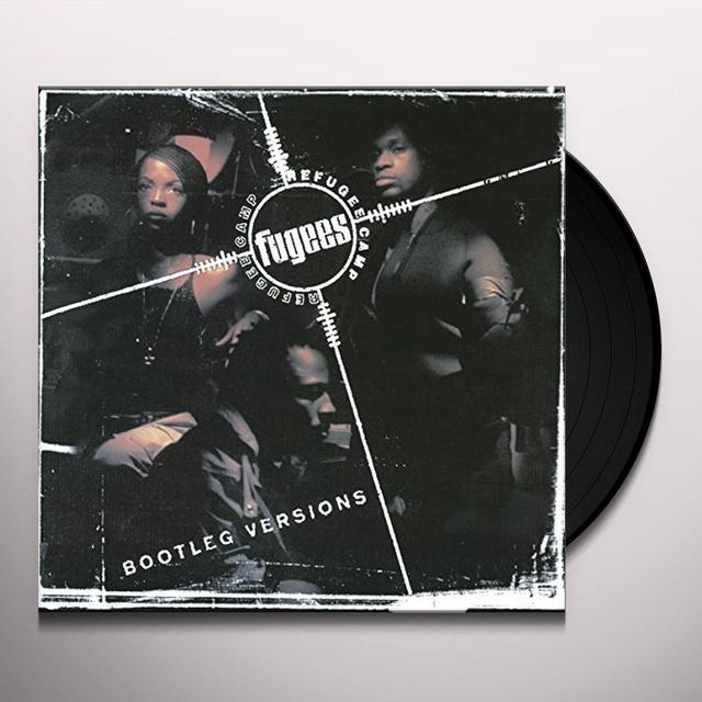 Fugees REFUGEE CAMP (BOOTLEG VERSIONS) Vinyl Record - Holland Import