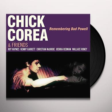 Chick Corea & Friends REMEMBERING BUD POWELL Vinyl Record