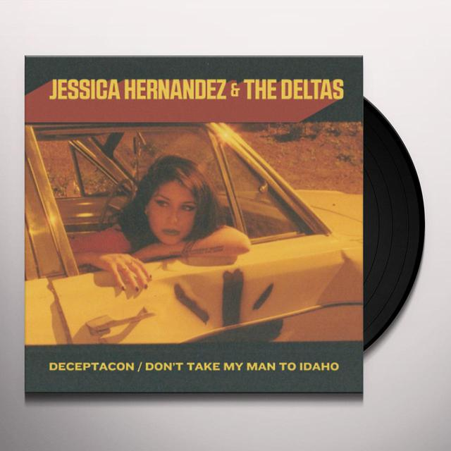 Jessica Hernandez / Delta DECEPTACON Vinyl Record