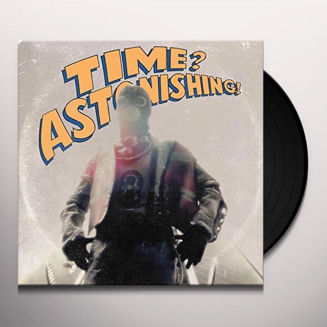 L'ORANGE & KOOL KEITH TIME ASTONISHING Vinyl Record