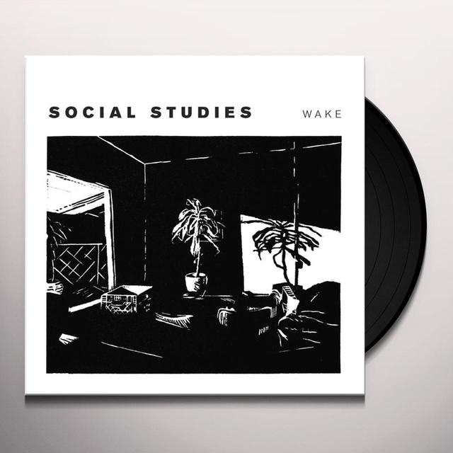 Social Studies WAKE Vinyl Record