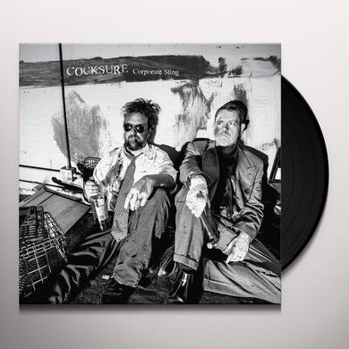 Cocksure CORPORATE STING Vinyl Record