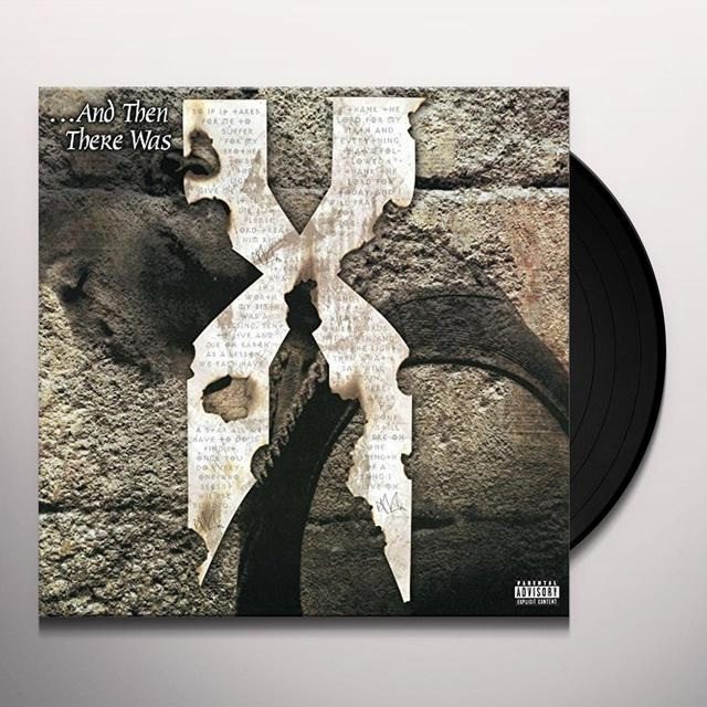 Dmx & THEN THERE WAS X Vinyl Record