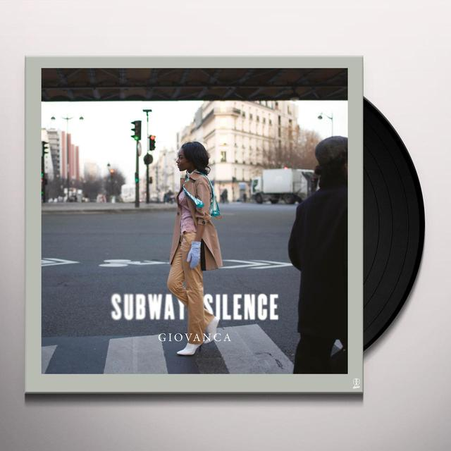 GIOVANCA SUBWAY SILENCE (BONUS TRACKS) Vinyl Record - Gatefold Sleeve, 180 Gram Pressing, Digital Download Included