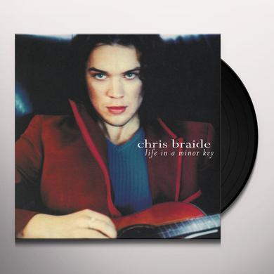 Chris Braide LIFE IN A MINOR KEY Vinyl Record