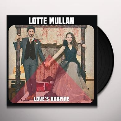 Lotte Mullan LOVE'S BONFIRE Vinyl Record