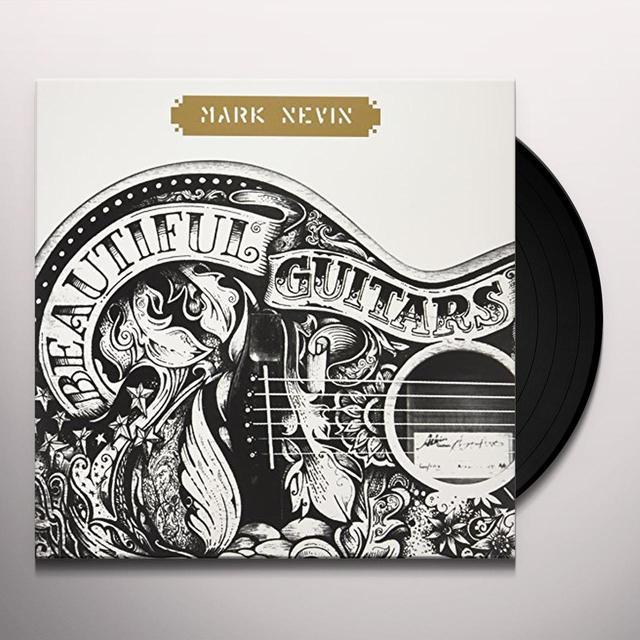 Mark Nevin BEAUTIFUL GUITARS Vinyl Record