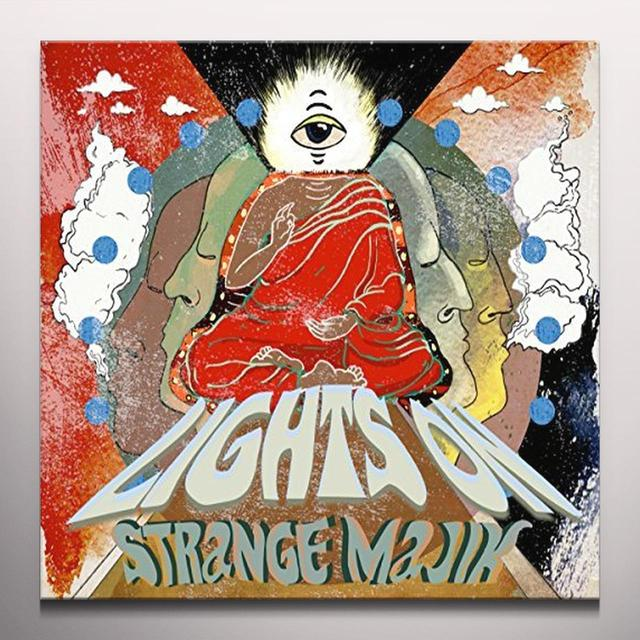 STRANGE MAJIK LIGHTS ON Vinyl Record