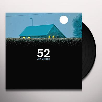 Jon Brooks 52 Vinyl Record - Digital Download Included