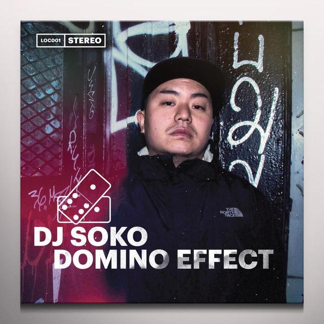 DJ SOKO DOMINO EFFECT Vinyl Record - Colored Vinyl