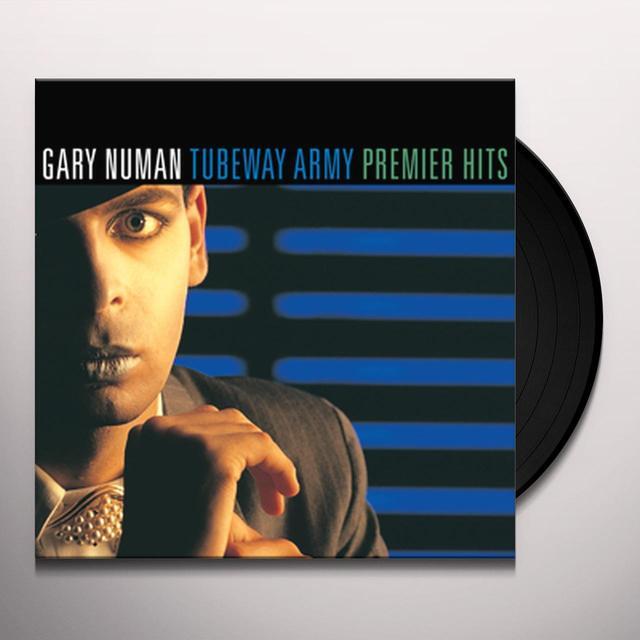 Gary Numan PREMIER HITS Vinyl Record