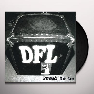 DFL PROUD TO BE (20TH ANNIVERSARY EDITION) Vinyl Record - Anniversary Edition
