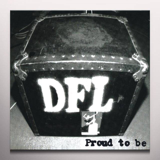 DFL PROUD TO BE (20TH ANNIVERSARY EDITION) Vinyl Record