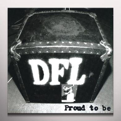 DFL PROUD TO BE (20TH ANNIVERSARY EDITION) Vinyl Record - Colored Vinyl