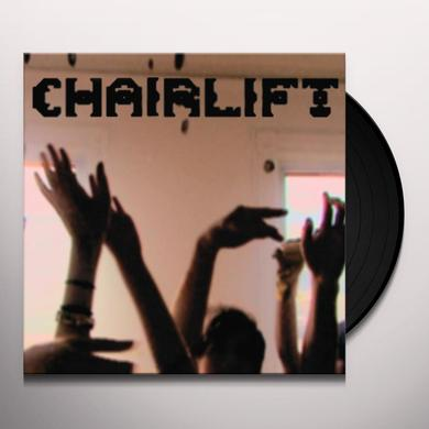 Chairlift DOES YOU INSPIRE YOU Vinyl Record
