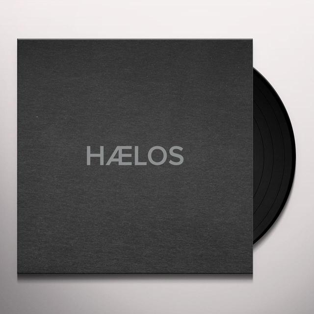 HÆLOS EARTH NOT ABOVE (EP) Vinyl Record - Digital Download Included
