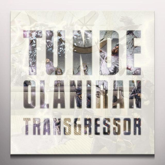 TUNDE OLARIAN TRANSGRESSOR  (LTBL) Vinyl Record - Colored Vinyl