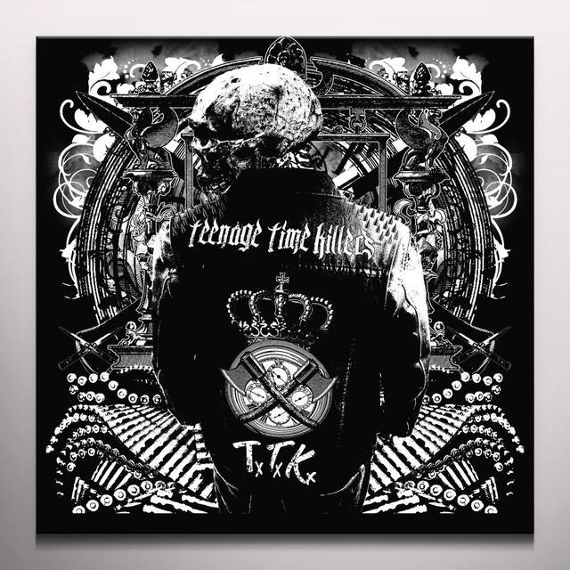 Teenage Time Killers GREATEST HITS 1 (BONUS CD) Vinyl Record - Colored Vinyl