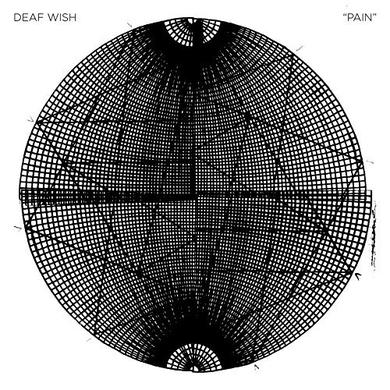 DEAF WISH PAIN Vinyl Record