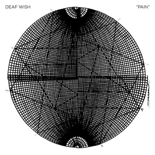 DEAF WISH PAIN Vinyl Record