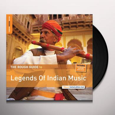 ROUGH GUIDE TO LEGENDS OF INDIAN MUSIC / VARIOUS Vinyl Record