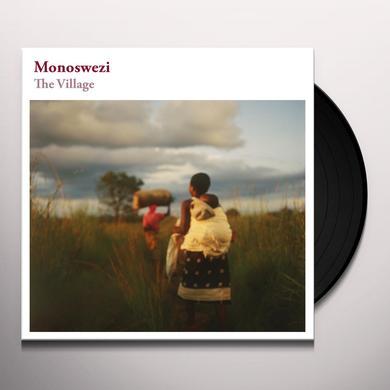 Monoswezi VILLAGE Vinyl Record - 180 Gram Pressing, Digital Download Included