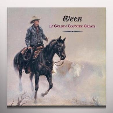 Ween 12 GOLDEN COUNTRY GREATS Vinyl Record - Colored Vinyl