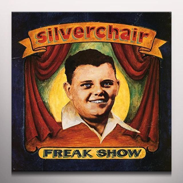 Silverchair FREAK SHOW Vinyl Record - Colored Vinyl, Green Vinyl, 180 Gram Pressing, Remastered