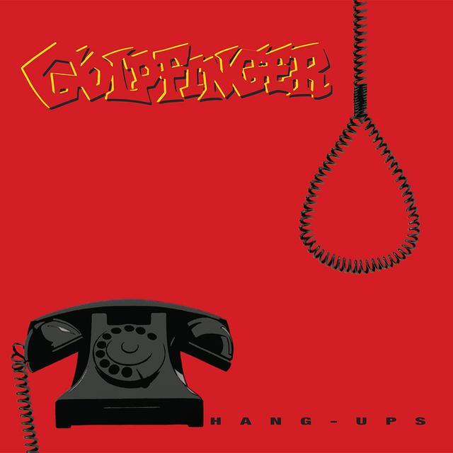 Goldfinger HANG-UPS Vinyl Record - Colored Vinyl, 180 Gram Pressing