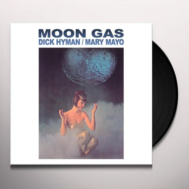 Dick Hyman & Mary Mayo MOON GAS Vinyl Record