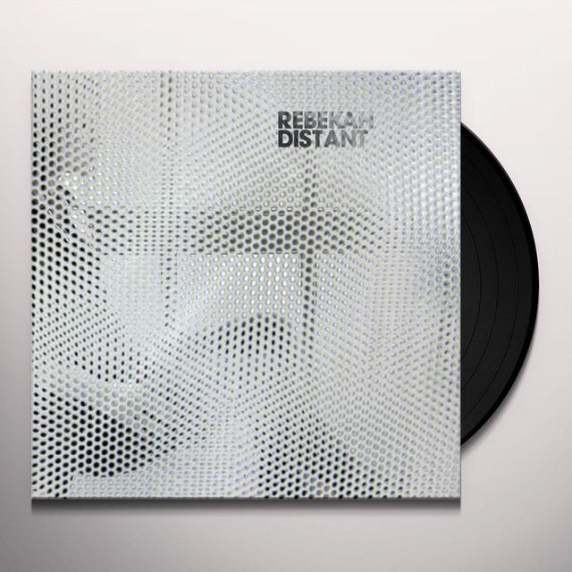 Rebekah DISTANT Vinyl Record